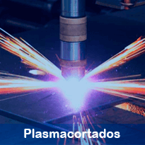 Serviços realizados em plasma em mesa 4000x1500 até 16mm CNC