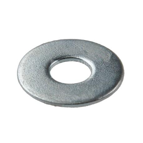 Arruela 1/4 Ferro Polido (40pcs)