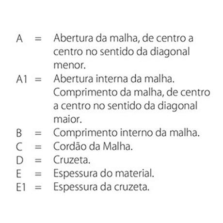 CHAPA EXPANDIDA NATURAL CARBONO A=50xb=100xe=6,35MM 2000X1200