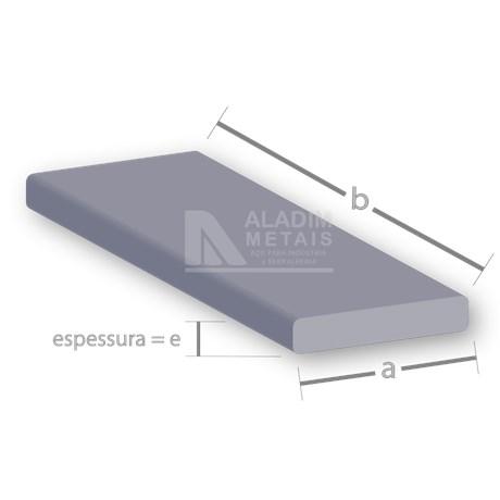 Chato 1.1/2 X 1/8 Astm-a36 Galvanizado (6mts)