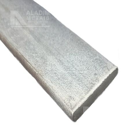 Chato 1.1/4 X 3/16 Astm-a36 Galvanizado (6mts)