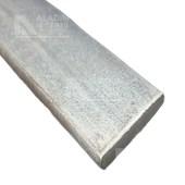 Chato 1 X 1/4 Astm-a36 Galvanizado (6mts)