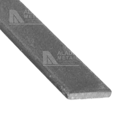 Chato 1 X 5/16 Astm-a36 (6mts)