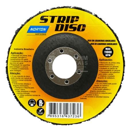 Disco Norton 4.1/2 Strip-disc