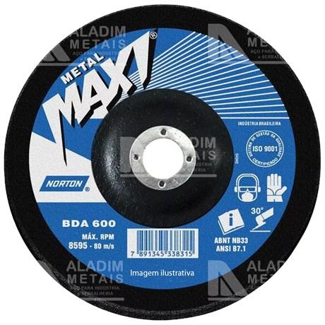 Disco Norton 4.1/2x1/8x2tx7/8 Corte Maxi