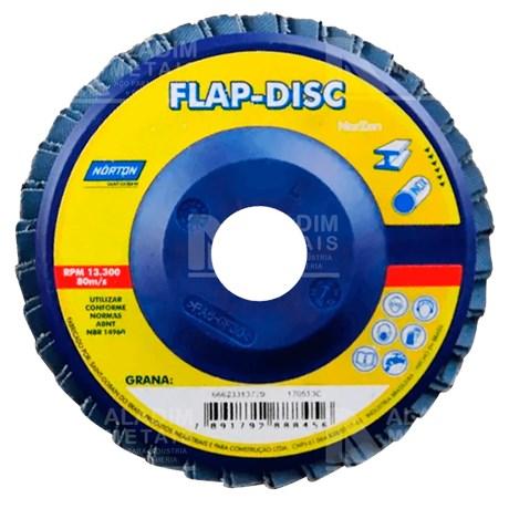 Disco Norton 7 R822 Flap-disc