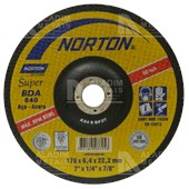 Disco Norton 7x2tx1/4x7/8 Desb. Super