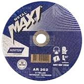 Disco Norton 9x1/8x2tx7/8 Corte Maxi