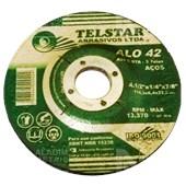 Disco Telstar 4.1/2x1/4x2tx7/8 Desbaste