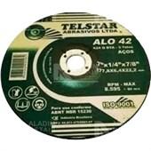 Disco Telstar 7x1/4x3tx7/8 Desb.