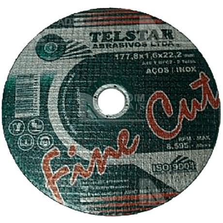Disco Telstar 9x5/64x2tx7/8 Finecut