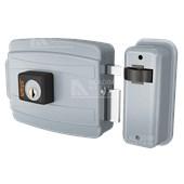 Fechadura Stam 35325-elétrica 40mm Abre P/ Dentro Acetinada
