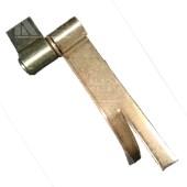 Gonzo C/aba E Grapa 65x25x4mm N. 2