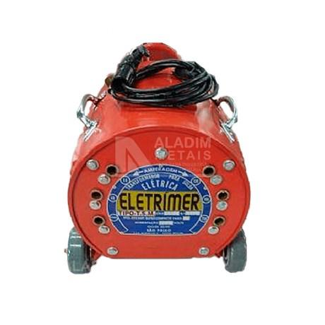 Máquina Solda Eletrimer 350a Tis220a Mono