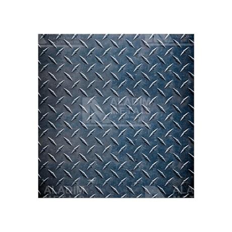 Patamar 700x700x1/8 Xadrez Sem Dobra