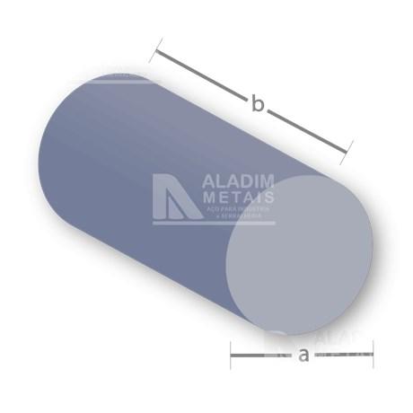 Redondo 12mm Galvanizado (6mts)