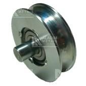 Roldana 1.1/2´ X 18mm C/rolamento 1/2cana