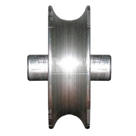 Roldana 4´ X 20mm C/rolamento 1/2cana