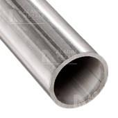 Tubo Metalon Redondo 1.1/2 1,25 Galvanizado (6mts) Fardo C/ 75 Pçs