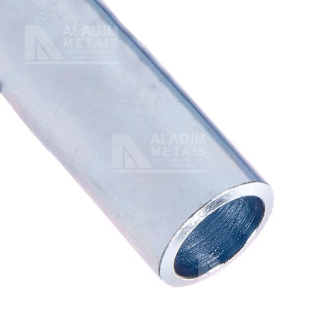 Tubo Norma Nbr5580 Galvanizado 1/2(21,30)x2,25 6mt