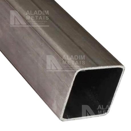 Tubo Quadrado Metalon 80 X 80 3,00 Fina Quente (6mts)