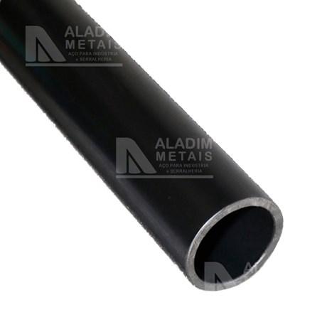 Tubo Redondo Metalon 1.1/2 Polegada 1,50 Fina Quente (6mts)