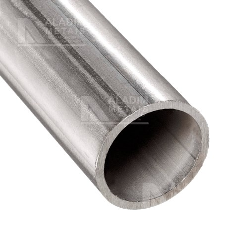 Tubo Redondo Metalon 1.1/4 Polegada 1,95 Galvanizado (6mts)