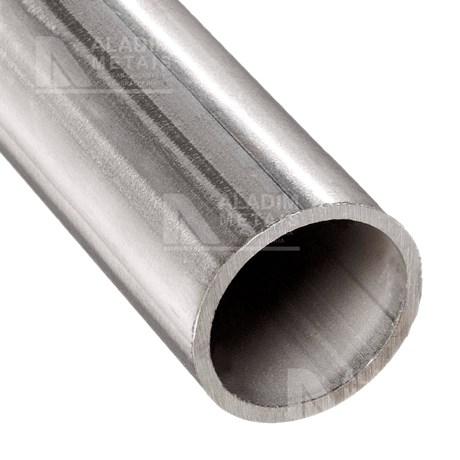 Tubo Redondo  Metalon 1.1/4 x 0,75mm Galvanizado (6mts)