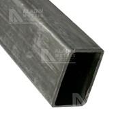 Tubo Retangular Metalon 120 X 60 2,00 Fina Quente (6mts)