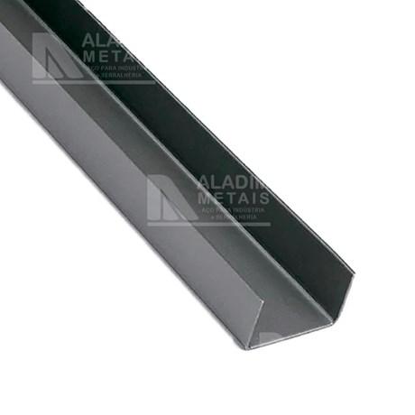 Udc 4 Polegadas X 1.5/8 Polegadas X 2,00mm Galvanizado (6mts)